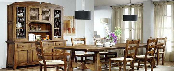Mueble r stico for Ofertas en muebles de salon